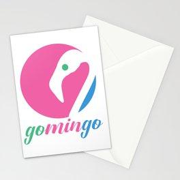 Gomingo Circle Logo Stationery Cards