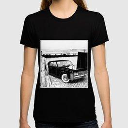asc 637 - Les jumelles trépidantes (The V2 engine) T-shirt