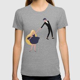 Dancing couple I T-shirt