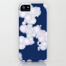 Cloudy Night iPhone Case