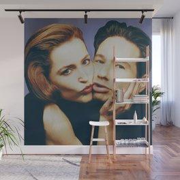 The Schmoopies - Gillian and David Wall Mural