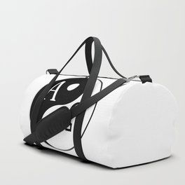 Begining to End Duffle Bag