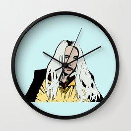Billie Eilish Wall Clock