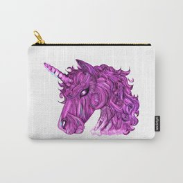 Sparky Unicorn Carry-All Pouch