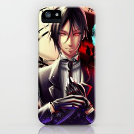 Black Butler iPhone Case