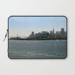 Downtown San Francisco from the Bay Laptop Sleeve