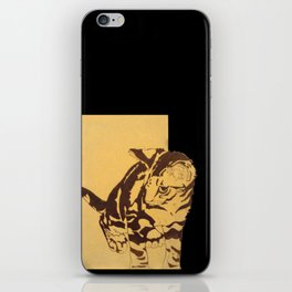Velvet Kitten iPhone Skin