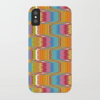 knit iPhone & iPod Cases featuring Nordic Knit by Joan McLemore