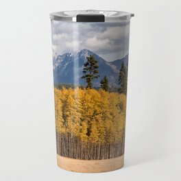 Big Prairie - Glacier National Park Travel Mug