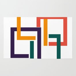 Modern geometric minimal Rug