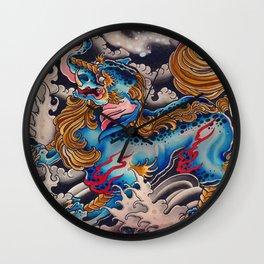 baku Wall Clock