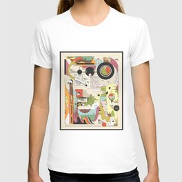 The Cozy Adventure T-shirt