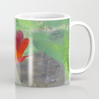 tulip Mugs featuring Tulip by LoRo  Art & Pictures