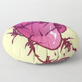 Barbed Tongue Floor Pillow