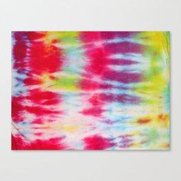 Tie Dye 011 Canvas Print