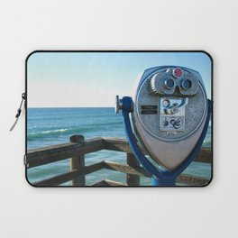 Oceanside View Laptop Sleeve