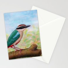 Fairy Pitta Stationery Cards