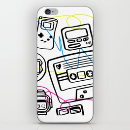 Child of the '90s iPhone Skin