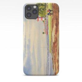 Harbor Town Golf Course 18th Hole South Carolina iPhone Case