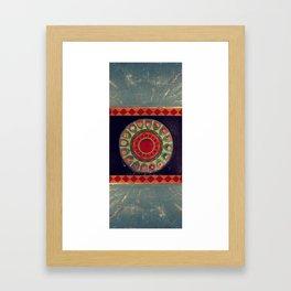 Mesmeric Framed Art Print