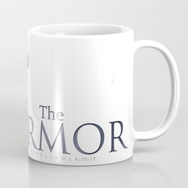 The Armor Coffee Mug