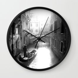 La Gondola Wall Clock