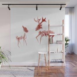 Java Deer Wall Mural