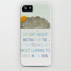 Dance in the Rain iPhone (5, 5s) Slim Case