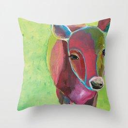 Miss Cornelia Throw Pillow