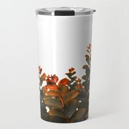 New Leaves Travel Mug