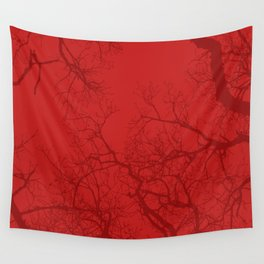 Trees 9 Wall Tapestry