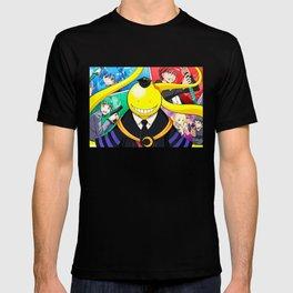 Assassination Classroom Poster T-shirt