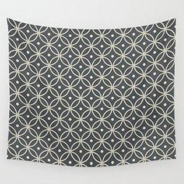 Quantum Lab Wall Tapestry