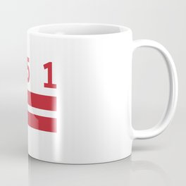 51st Star Coffee Mug