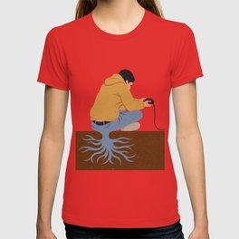lazy lad T-shirt
