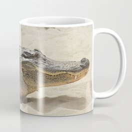 Alligator Photography | Reptile | Wildlife Art Coffee Mug
