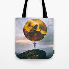 world of possibilities 0.1 Tote Bag