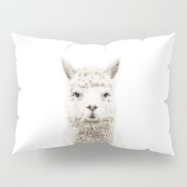 Alpaca Front & Center Pillow Sham