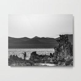 Mono Lake 6 Metal Print