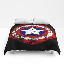 Captain's Shield Comforters