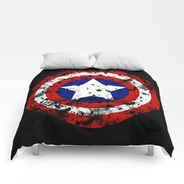Captain's Shield Comforters