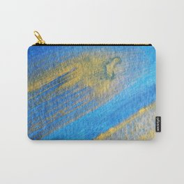 Splash of Gold Carry-All Pouch