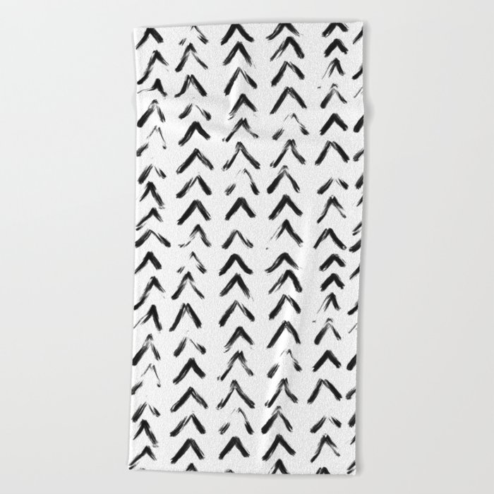 MINIMAL 3 Beach Towel