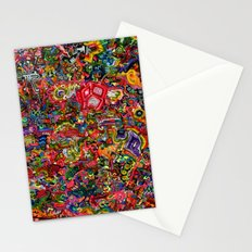 Planetary Funk Stationery Cards