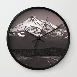 shasta Wall Clock