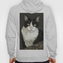 Cat Eightball Hoody