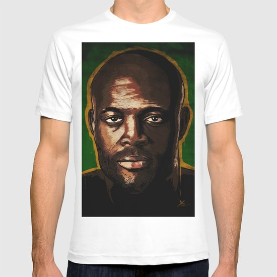 "Anderson ""The Spider"" Silva T-shirt"