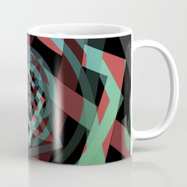 Celtic Droste Pattern Coffee Mug