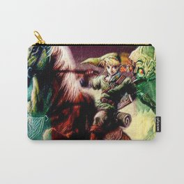Zelda legend Carry-All Pouch