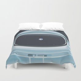Our Insignificant Little Home Duvet Cover